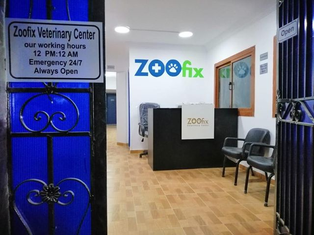 Zoofix veterinary center