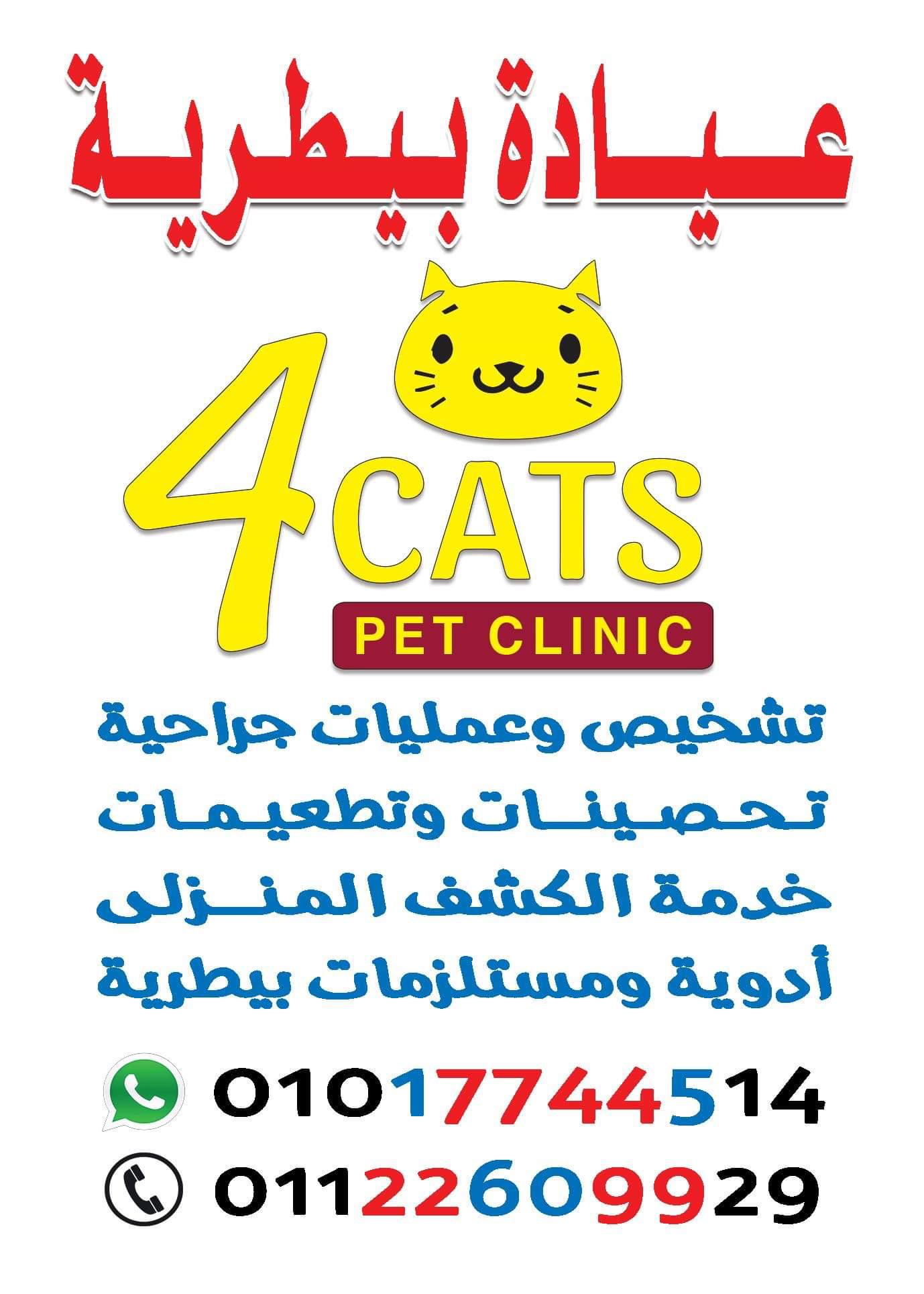 4cats pet clinic